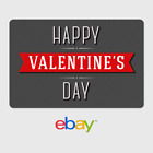 eBay Digital Gift Card Happy Valentine's Day - Email Delivery