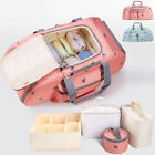 Water Resistant Large Baby Diaper Bag Backpack Changing Bag Nappy Travel Bag