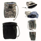 Waterproof Army Recycle Bag Colletion Pouch Camping Hunting Pack Waist Outdoors