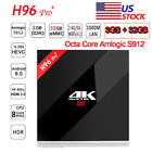 H96 PRO+ Android 6.0 Amlogic S912 Octa Core TV Box 3G/32G Wifi 4K+ Keyboard LOT