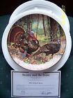 The Danbury Mint Porcelain Collector Plate Collection Beauty and The Feast