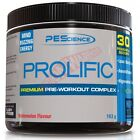 PES PROLIFIC PREMIUM PRE-WORKOUT COMPLEX, PINEAPPLE ORANGE-