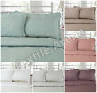 Luxury Vintage Embroidered Victoria Decorative Pillow Shams Skirt 6 Colours