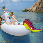 Swimline Swimming Pool Inflatable Giant Ride On Float Raft Swim Fun Party Toy