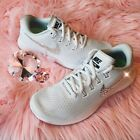 Bling Nike Free RN 2017 Running Shoes w/ Swarovski Crystal Logo * White