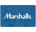 Marshalls Gift Card - $25 $50 or $100 - Fast email delivery