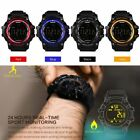 XGODY Smart Watch Bluetooth Sports Fitness Activity Tracker Outdoor Pedometer