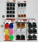 PICK 1--12 PC PACK, 6 PC LARGE HAIR CLIPS   HAIR CLAWS