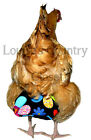 Pet Chicken Poultry Adjustable Easy To Use Diaper MADE IN THE U.S.A.