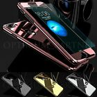 For Apple iPhone 6 6s Plus Case Ultra thin Cover + 9H Tempered Glass Protective