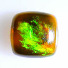 0.945CT MUSEUM GRADE RAINBOW SPARKLES IN BLOCKS! SOLID WELO BLACK OPAL SEE VIDEO