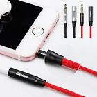 Baseus 3.5mm Audio Stereo Male to Female Aux Phone Headphone Extension Cable New
