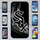 Chicago White Sox Smoke for iPhone & Galaxy Case Cover