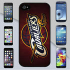 Cleveland Cavaliers Cavs Wood Court Design for iPhone & Galaxy Case Cover