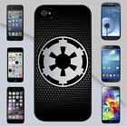 Star Wars Empire Imperial Crest Symbol for iPhone & Galaxy Case Cover $8.97 USD