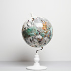 East Meets West Lundunar Kort Globe