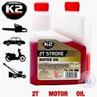 K2 ENGINE OIL 2T Semi Synthetic Performance Two Stroke Scooter Saw Lawn Mower