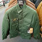 RST IOM CLASSIC TT WAX II 3/4 JACKET -  OLIVE -  Official RST Store