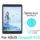 Tempered Glass Screen Protect Film for Asus ZenPad 10/3S 10/transform mini T102