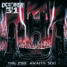 October 31 - The Fire Awaits You NEW LP