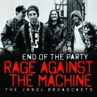 Rage Against The Machine - End Of The Party NEW CD