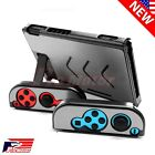 For Nintendo Switch Hard Metal Solid Protective Case Cover Skin Shell Travel Set