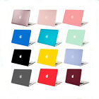 Laptop Rubberized Cover Shell Hard Case for Apple MacBook Air Pro 13 Retina 13.3