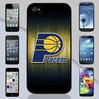 New Indiana Pacers NBA Court Apple iPhone & Samsung Galaxy Case Cover