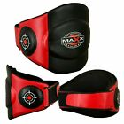 Maxx Pro Rex Leather Belly Protector, Body Pad, Armour Guard, Chest Guard, MMA