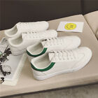 New Sports Casual Men's Flat Plate Shoes Fashion Boys Lace-up Sneakers Shoes