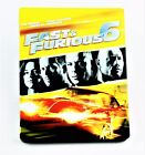 FAST AND FURIOUS 6 BLU-RAY DVD DIGITAL COPY #Z4R