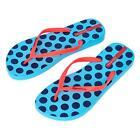 Ipanema Womens flip flops Rubber Sandals thong Brazil Beach Turquoise Orange New