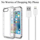 Lightning Charging Cable Sync Data Cord For Iphone 7 Plus Protective Case Cover