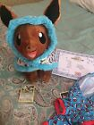 Pokemon Evee Online Exclusive Plush, hood, cards and more!
