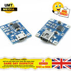 Mini or Micro TP4056 5V USB Lithium Battery Board Charger Module Arduino PI