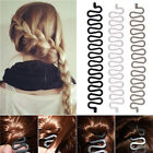 Women Fashion Hair Styling Clip Stick Bun Maker Braid Tool H