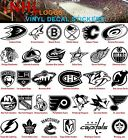 NHL National Hockey League Logo Sports Vinyl Decal Sticker Car Window Wall Team $9.89 USD on eBay