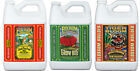 Fox Farm Soil Trio Nutrients Bundle, Big Bloom, Grow Big, Tiger Bloom 1 Gallon
