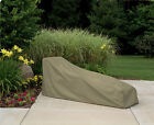 Waterproof Outdoor Chaise Patio Furniture Lounge Cover Protection