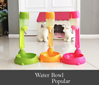 Alpha Dog Series - Pet Water Feeder & Food Bowl Set