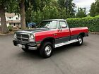 1991+Dodge+Ram+2500+Ram+W250+LE+Regular+Cab