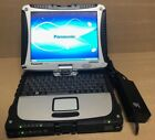 Panasonic Toughbook CF 19 Touch 120 480 SSD HDD 4GB MM WIN XP 10 WI FI Bluetooth