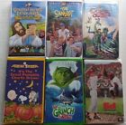 VHS Tapes Movies Classics Universal WB Paramont Videos Variation You Pick