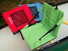 Sit Back Seat - Clips to Canoe Seat & Can be used anywhere-Camping, Concerts NEW