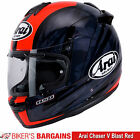"Arai Chaser V ""Blast Red"" Was £399.99 - Now £289.99   (25% OFF)"