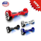 UL Listed Self Balance Car Electric Scooter with LED Hoverboard Skateboard
