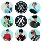 Lot of  & Fashion Kpop Monsta X Badge Brooch Chest Pin Souvenir Gift - (58mm)