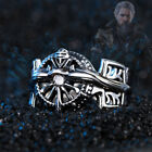 KINGSGLAIVE FINAL FANTASY XV FF 15 Ring of the Lucii Lucis Ringe Cosplay Silber