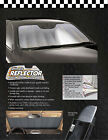 Ultimate Reflector? Custom Folding Auto Shade for Chevrolet - All Models