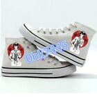 Hot! Bungou Bungo Stray Dogs cosplay High canvas shoes F.209